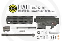 HK416D  コンバージョンキット for KSC/KWAガスブロM4