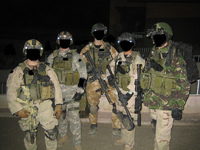 SAS/SBS/SFSG タスクフォースブラック(TFB) パニッシャーパッチのご紹介