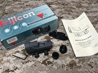 実物 Trijicon Reflex 1×24 NSN  旧型ドットサイトのご紹介