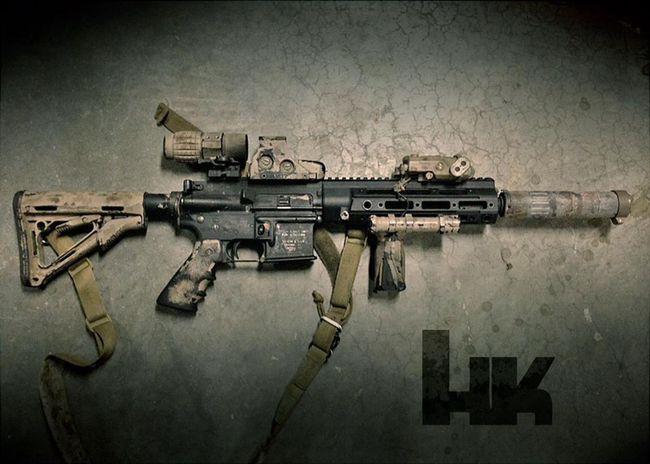 devgru HK416