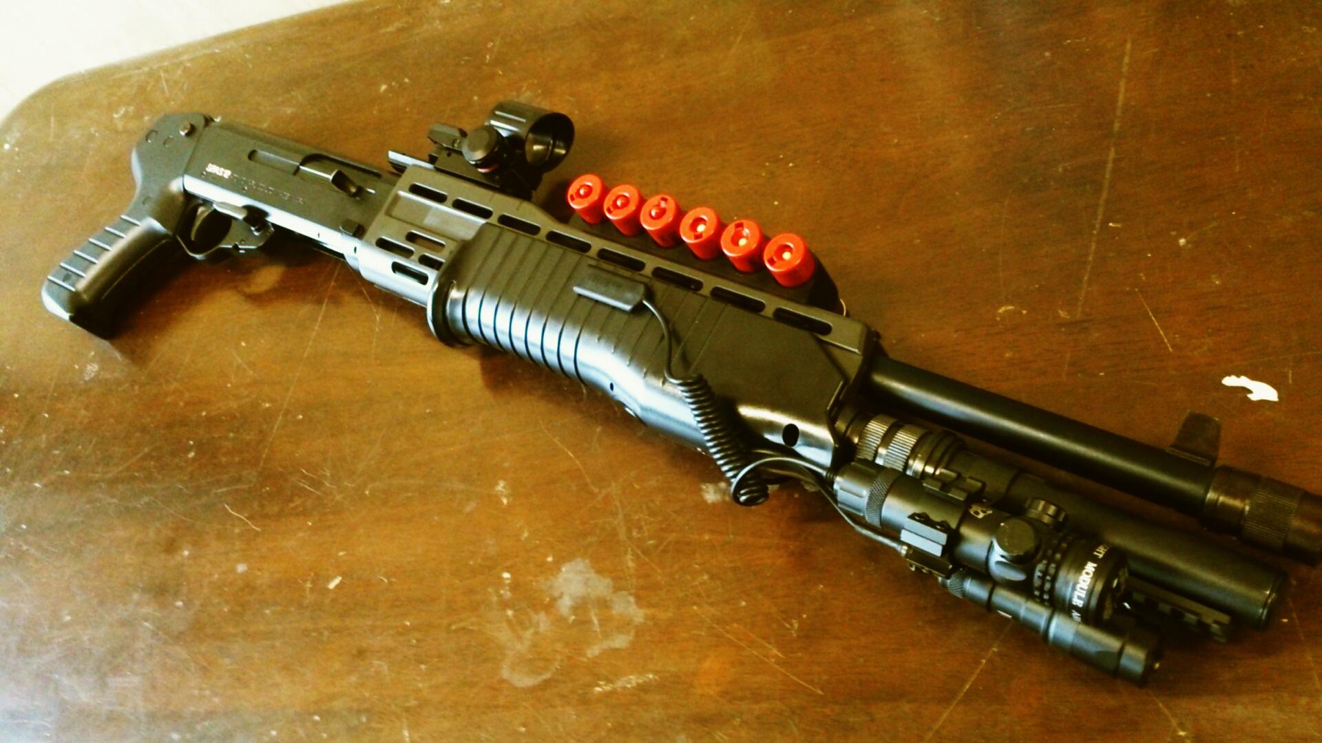 BLITZ ARMS:フランキ・スパス12