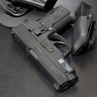 タナカ SIG P228のマガジンのガス漏れを直す。