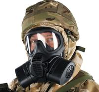 新型フルフェイスゴーグル GSRガスマスクのレプリカ