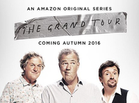 TOP GEAR三人組が帰ってくる!「THE GRAND TOUR」