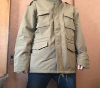 ソフトシェルのM65ジャケット(ROTHCO社製)買いました