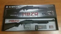 東京マルイ M870 TACTICALレビュー