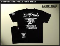 NAVY SEALs Tシャツ   ☆M/Lサイズ再入荷・・・