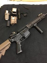 VFC Mk18mod1 アップデートします。