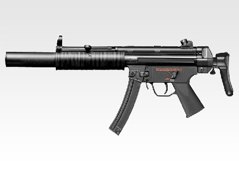 東京マルイ 電動ガン H&K MP5SD6