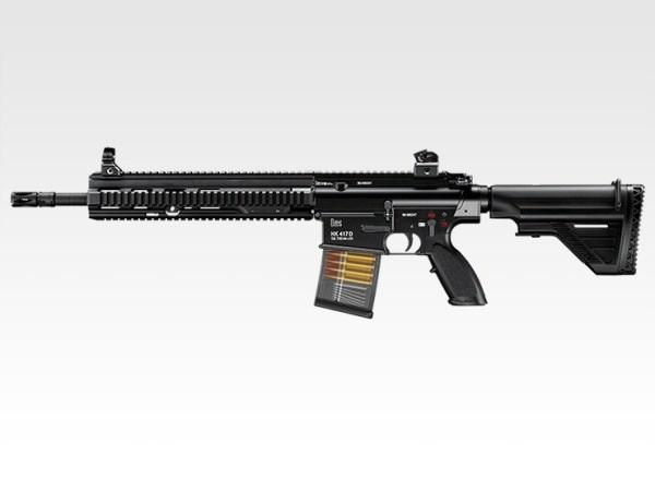 東京マルイ: 次世代電動ガン HK417