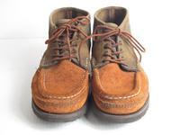 革靴の外装カスタム、その2。