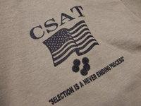 C・S・A・T!