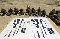アフガニスタン軍はM16採用です!
