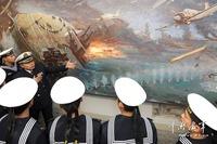 パールハーバー攻撃からの中国海軍教育