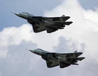 ロシア航空ショー、ステルス戦闘機「MAKS」が開幕 !