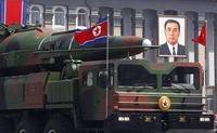 北朝鮮ミサイル発射失敗。。。そして軍事パレード!