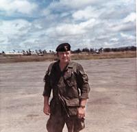 米軍手描き迷彩のジャングルファティーグ その3