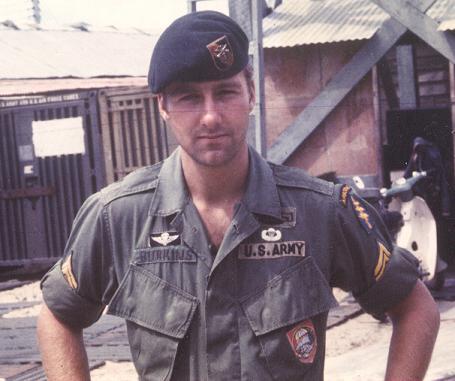 米陸軍特殊部隊群用グリーンベレー(ベトナム戦争時)