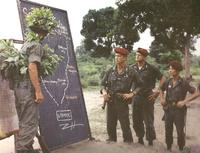南ベトナム軍レンジャー部隊のマルーンベレー