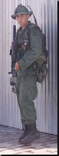 米軍OPFOR(仮想敵部隊)の階級章(80年代以降)