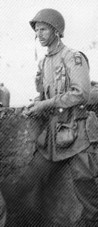 米軍M1C空挺ヘルメット(第二次世界大戦型)