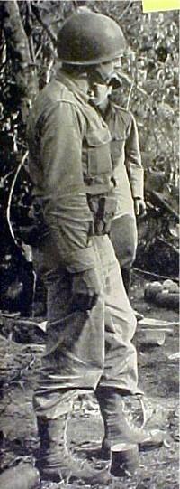 米軍2バックル式ジャングルブーツ