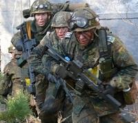 ドイツ連邦軍フレクター迷彩P83型ベスト再入荷!!