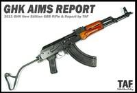 GHK AIMS GBB予約販売