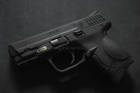 実銃S&W刻印入り 【WE製 ガスブローバックM&P 9 コンパクト】 2013/01/06 22:00:00
