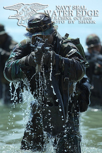 NAVY SEAL WATER EDGE