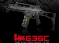 VFC製Hk G36C GBB 入荷しました。