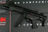 VFC MP5A2 GBB 予約受付中
