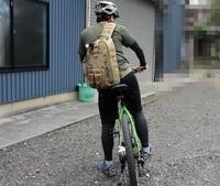 タクティカル+バイク(真夏の装備編)