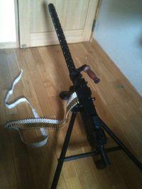 モケイパドック製 M1919A4 レビュー
