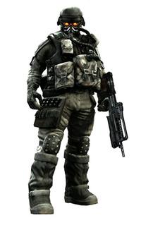 Killzone ヘルガスト装備その2(胴体)