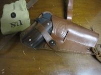 WA M1911A1 イサカ社製