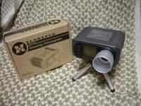 X3200 弾速計を改造