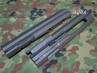 89式小銃のダストカバー開閉化①(・ω・)/だ♪