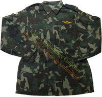 迷彩の勤務服?(1990年代カナダ軍駐屯地迷・・・