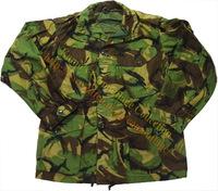 私の原点!イギリス軍P68 DPM迷彩服(写真・・・