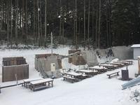 雪のバカヤロ~(九州遊戯銃協議会イベント延期)の巻