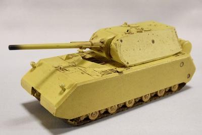 超重戦車 マウス