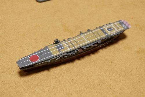 艦コレモデル 加賀