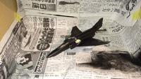 1/72 F-4EJ改 302飛行隊 製作3