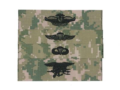 US NAVY NWU Type3 (AOR2) 徽章パッチ 新品 【DM便可】