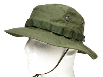 US ノンリップ OD ジャングルハット ベトナム戦争時モデル レプリカ新品
