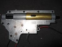キングアームス製(?) M4系 調整カスタマイズ