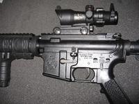 次世代 M4 SOPMOD レンジアップ「山」