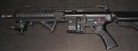マルイ 次世代 DEVGRUカスタム HK416D レンジアップ「山」