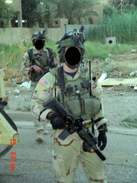 PTW HK416    No,2